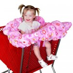 Floppy Seat Shopping Cart and High Chair Cover
